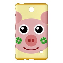 Luck Lucky Pig Pig Lucky Charm Samsung Galaxy Tab 4 (8 ) Hardshell Case  by Onesevenart