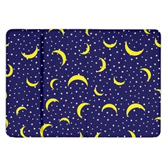 Moon Pattern Samsung Galaxy Tab 8 9  P7300 Flip Case by Onesevenart