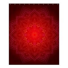 Mandala Ornament Floral Pattern Shower Curtain 60  X 72  (medium)  by Onesevenart
