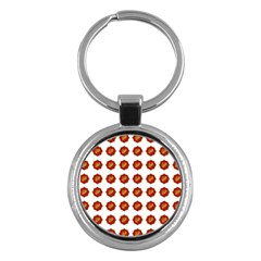 I Ching Set Collection Divination Key Chains (round)  by Onesevenart