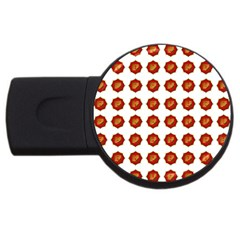I Ching Set Collection Divination Usb Flash Drive Round (2 Gb) by Onesevenart