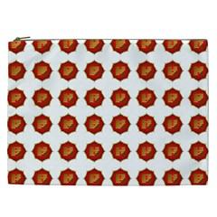 I Ching Set Collection Divination Cosmetic Bag (xxl)  by Onesevenart