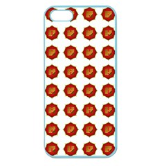 I Ching Set Collection Divination Apple Seamless Iphone 5 Case (color) by Onesevenart