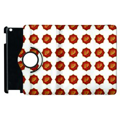 I Ching Set Collection Divination Apple Ipad 2 Flip 360 Case by Onesevenart