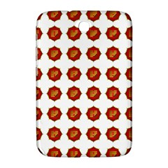 I Ching Set Collection Divination Samsung Galaxy Note 8 0 N5100 Hardshell Case  by Onesevenart