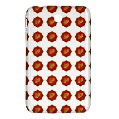 I Ching Set Collection Divination Samsung Galaxy Tab 3 (7 ) P3200 Hardshell Case  by Onesevenart