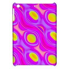 Noise Texture Graphics Generated Apple Ipad Mini Hardshell Case by Onesevenart