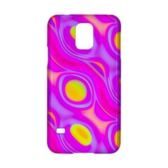Noise Texture Graphics Generated Samsung Galaxy S5 Hardshell Case  by Onesevenart