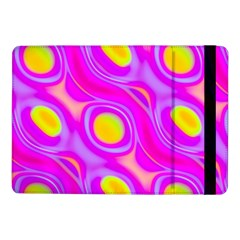Noise Texture Graphics Generated Samsung Galaxy Tab Pro 10 1  Flip Case by Onesevenart