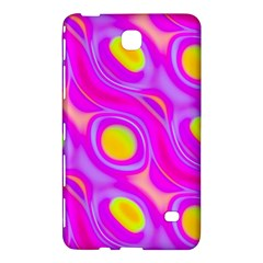 Noise Texture Graphics Generated Samsung Galaxy Tab 4 (7 ) Hardshell Case  by Onesevenart