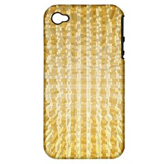 Pattern Abstract Background Apple Iphone 4/4s Hardshell Case (pc+silicone) by Onesevenart