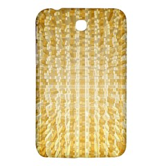 Pattern Abstract Background Samsung Galaxy Tab 3 (7 ) P3200 Hardshell Case  by Onesevenart