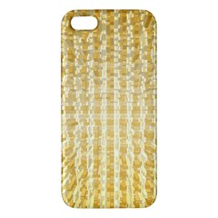 Pattern Abstract Background Iphone 5s/ Se Premium Hardshell Case by Onesevenart