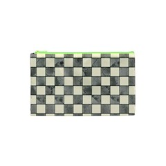 Pattern Background Texture Cosmetic Bag (xs) by Onesevenart