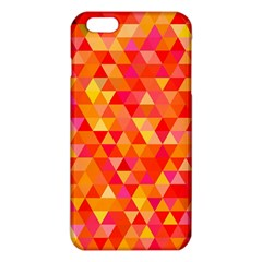 Triangle Tile Mosaic Pattern Iphone 6 Plus/6s Plus Tpu Case by Onesevenart