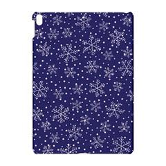 Snowflakes Pattern Apple Ipad Pro 10 5   Hardshell Case by Onesevenart