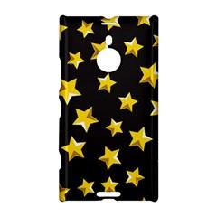 Yellow Stars Pattern Nokia Lumia 1520 by Onesevenart