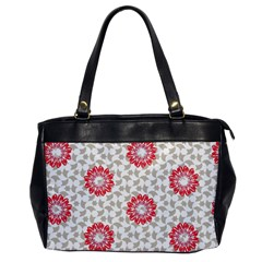 Stamping Pattern Fashion Background Office Handbags by Onesevenart