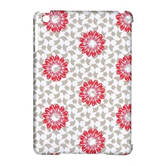 Stamping Pattern Fashion Background Apple Ipad Mini Hardshell Case (compatible With Smart Cover) by Onesevenart
