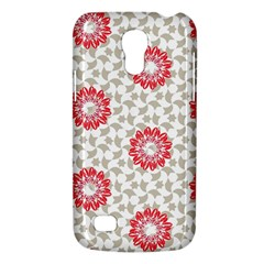 Stamping Pattern Fashion Background Galaxy S4 Mini by Onesevenart