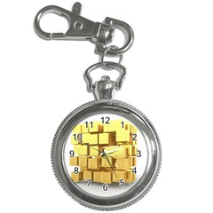 Gold Bars Feingold Bank Key Chain Watches by Onesevenart