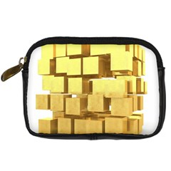 Gold Bars Feingold Bank Digital Camera Cases by Onesevenart