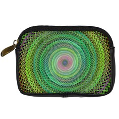 Wire Woven Vector Graphic Digital Camera Cases by Onesevenart