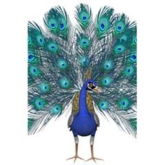 Peacock Bird Peacock Feathers 5 5  X 8 5  Notebooks by Onesevenart