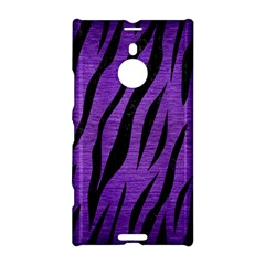Skin3 Black Marble & Purple Brushed Metal Nokia Lumia 1520 by trendistuff