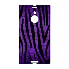 Skin4 Black Marble & Purple Brushed Metal (r) Nokia Lumia 1520 by trendistuff