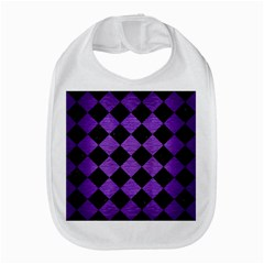 Square2 Black Marble & Purple Brushed Metal Amazon Fire Phone by trendistuff