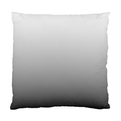 Fade To Black Magic Ombre Shade Standard Cushion Case (one Side) by Beachlux
