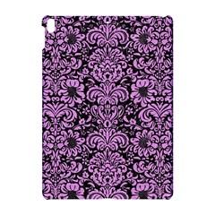 Damask2 Black Marble & Purple Colored Pencil (r) Apple Ipad Pro 10 5   Hardshell Case by trendistuff