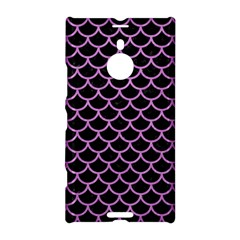 Scales1 Black Marble & Purple Colored Pencil (r) Nokia Lumia 1520 by trendistuff