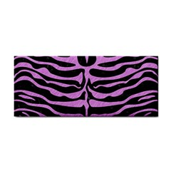 Skin2 Black Marble & Purple Colored Pencil (r) Cosmetic Storage Cases by trendistuff