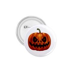 Halloween Pumpkin 1 75  Buttons by Valentinaart