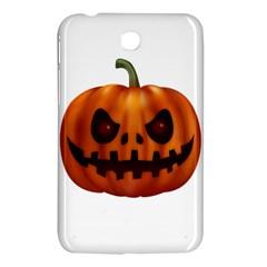 Halloween Pumpkin Samsung Galaxy Tab 3 (7 ) P3200 Hardshell Case  by Valentinaart