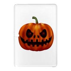 Halloween Pumpkin Samsung Galaxy Tab Pro 12 2 Hardshell Case by Valentinaart