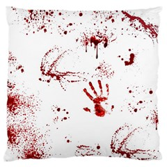 Massacre  Standard Flano Cushion Case (two Sides) by Valentinaart