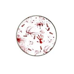 Massacre  Hat Clip Ball Marker (4 Pack) by Valentinaart
