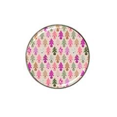 Christmas Tree Pattern Hat Clip Ball Marker by Valentinaart