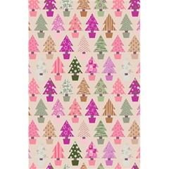 Christmas Tree Pattern 5 5  X 8 5  Notebooks by Valentinaart