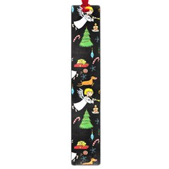 Christmas Pattern Large Book Marks by Valentinaart