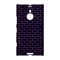Brick1 Black Marble & Purple Watercolor (r) Nokia Lumia 1520 by trendistuff