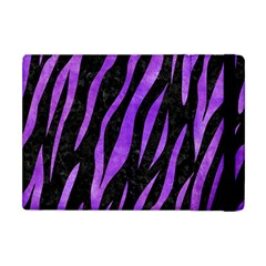 Skin3 Black Marble & Purple Watercolor (r) Apple Ipad Mini Flip Case by trendistuff