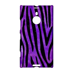 Skin4 Black Marble & Purple Watercolor (r) Nokia Lumia 1520 by trendistuff