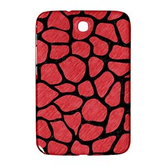 Skin1 Black Marble & Red Colored Pencil (r) Samsung Galaxy Note 8 0 N5100 Hardshell Case  by trendistuff