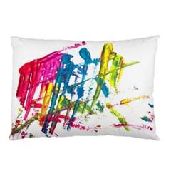 No 128 Pillow Case by AdisaArtDesign
