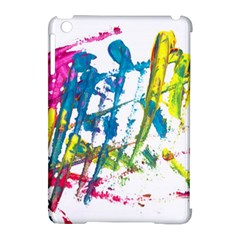 No 128 Apple Ipad Mini Hardshell Case (compatible With Smart Cover) by AdisaArtDesign