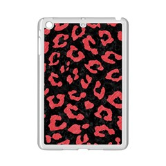 Skin5 Black Marble & Red Colored Pencil Ipad Mini 2 Enamel Coated Cases by trendistuff